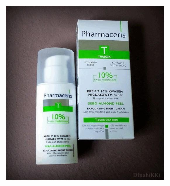 pharmaceris krem z kwasem migdałowym 5