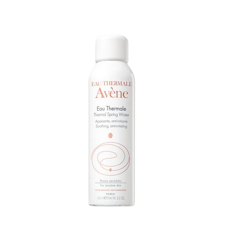 woda termalna od Avene - jeden z podstawowych kosmetyków marki